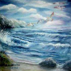 Ayse http://unyezile.com/ayse.htm Pintura al óleo sobre lienzo de los artistas Aisha Karip Ancianos de los Días de la calle Fotos