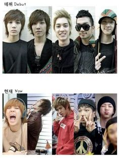 "MBLAQ. hehehe. =)  I love that they care so little about their ""image."" Especially Joon, of course. xD"