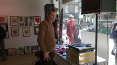 Open Decks On Record Store Day 2015. Decks, Pop Up, Store, Day, Front Porches, Popup, Larger, Deck, Shop