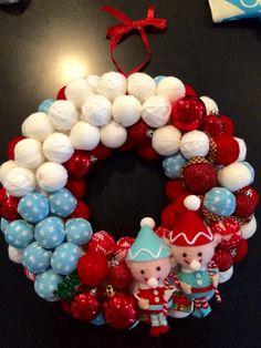 #wreath #christmas