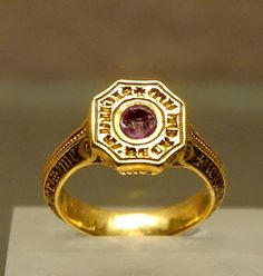 The Black Prince signet ring!