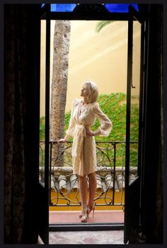 Vestido novia Maria León, años 40 me gusta!!