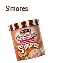 S'mores Icecream - it's the best!