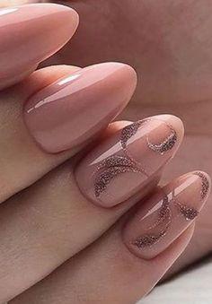 Nägel # Rosa Nägel Hair Loss Basic Understanding Before solving a problem one must understand the pr Beautiful Nail Designs, Beautiful Nail Art, Cute Nails, Pretty Nails, Hair And Nails, My Nails, Almond Acrylic Nails, Luxury Nails, Elegant Nails