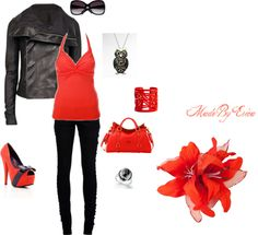 Def like this, created by erica-jade-noyes on Polyvore