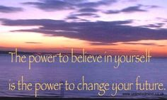 Self-Belief, Self-Esteem, Confidence