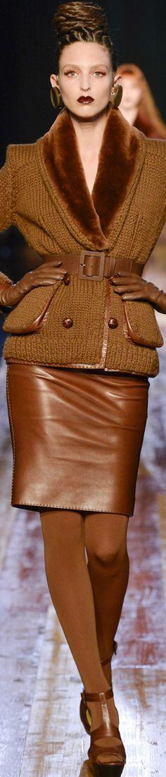 Jean Paul Gaultier Fall 2016 Couture VIA LOLO repined BellaDonna'sLuxuryDesigns xo