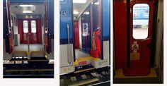 Vlakem jednoduše - Popis a foto vozu Pantograf-460-063 Train, Strollers