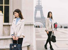 Vanessa Jackman: Paris Fashion Week AW 2012...Hanneli