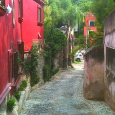 Atascadero, San Miguel de Allende--where we stayed
