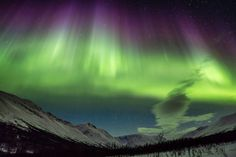 Northern Lights by © Adriana Franco (National Geographic Traveler Photo Contest)