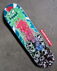 Create your own Custom Skateboards and Grip. Design from scratch or Personalize an existing graphic. Perfect decks & graphics, ships in Design Your Own Skateboard, Custom Skateboard Decks, Skateboard Deck Art, Custom Skateboards, Cool Skateboards, Painter Photography, Skate Decks, Text Pictures, Longboarding
