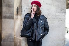 Cris Hermann's Best Street Style Looks