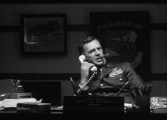 Dr. Strangelove or: How I Learned to Stop Worrying and Love the Bomb, 1964, satire, black comedy, apocalyptic, Stanley Kubrick, Cold War, thriller, Red Alert, Peter George, Peter Sellers, George C. Scott, Sterling Hayden, Keenan Wynn, Slim Pickens, Peter Bull, James Earl Jones, Tracy Reed, Shane Rimmer