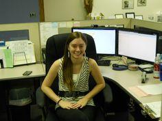 Our Administrative Assistant: Caren