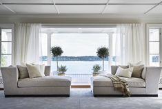 Ljung • Slettvoll Windows, Curtains, Home Decor, Tv, The Beach, Homemade Home Decor, Television Set, Window, Tvs