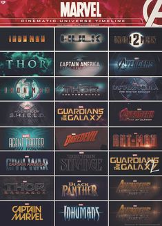 Marvel Cinematic Universe Timeline - Visit to grab an amazing super hero shirt now on sale! Ms Marvel, Marvel Avengers, Marvel Vs Dc Comics, Marvel Memes, Captain Marvel, Captain America, Mundo Marvel, Avengers Series, Marvel Movies In Order