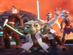 Fondo de Pantalla de Star Wars: Disney Infinity - Twilight of the Republic