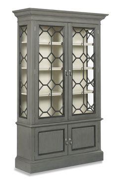 Woodbridge Furniture Vashon Display Cabinet