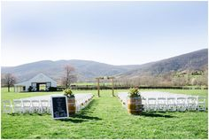 King Family Vineyard Wedding - Amanda and Zach/Kibler Photography/Wedding Rentals-MS Events