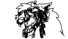 Supernatural leviathan wolf
