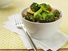 Simple Broccoli Stir