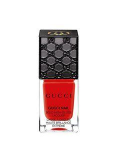 Gucci logo iron on sticker