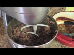 Hands Free Way to Shred Meat with your Stand Mixer!