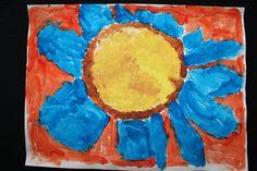 Georgia O'Keeffe Flower by Bruce