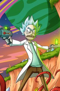 Rick And Morty Smith Adventures Desktop Pictures, Rick And Morty, Hd Wallpaper, Princess Zelda, Animation, Cartoon, Adventure, Anime, Fictional Characters