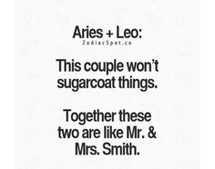 Haha I'm an Aries my girl best friend is a Leo we're just gonna pretend that says Bestfriends instead of couple xD Leo Sign, Zodiac Signs Leo, Zodiac Horoscope, Zodiac Facts, Leo Virgo Cusp, Astrology Zodiac, Aquarius, Aries And Leo Relationship, All About Aries