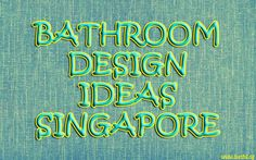 Visit this site http://baths.sg/ for more information on bathroom design ideas Singapore. Bathroom design ideas are available for every bathroom in every house. If your house is a rented one, you can use the ideas to change the look of the bathroom. In case you a constructing a new house or are planning to redo the old bathrooms. Therefore chose the best and the most attractive bathroom design ideas Singapore. Follow us…