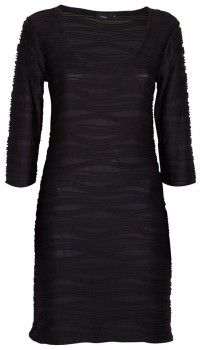Kjole classicbeauty <3  Klassisk & pen langermet kjole med flatterende linjer. Kjolen er av mykt solid materiale med stretch.