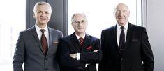 (Vorstand BFM: v.l. Karlheinz Jost, Dipl. Oec. Wolfgang Hofmann, Dr. Ing. h.c. Heribert J. Wiedenhues) Zwei starke Netzwerke, das Institut für den Mittelstand (IFM) in Berlin und die BrainFleet Management (BFM) in Frankfurt am Main haben beschlossen, ihre jeweiligen Stärken im Rahmen eines Kooperationsvertrages zu bündeln.   #agreement #bfm #brainfleet #consulting #ifm #management #managers #mittelstand #network #smes #specialised #top