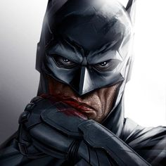 Love this Batman piece. Artist: @thetomvelez #Batman #DC #DCComics #Comics