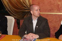 Prince Jorge Rurikovich at Humanitarian meeting of Lions Club International