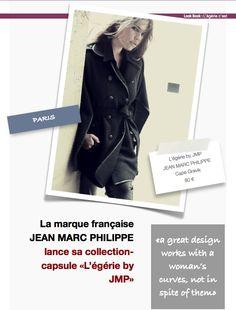 L'Egerie C'est by @Jean Marc Philippe Paris : une collection à découvrir dans le dernier Curvissime #plussizefashion #modegrandetaille #curvy