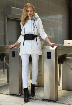 White Jeans, Vest, Lady, Pants, Collection, Fashion, Trouser Pants, Moda, Trousers