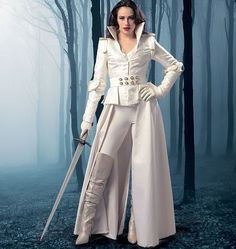 simplicity patterns costumes women warriors space - Google Search
