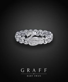 Graff Diamonds: Baby Swan Watch