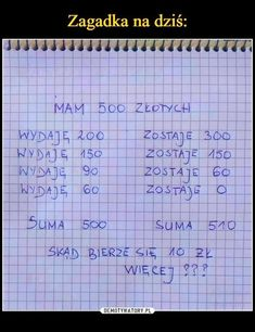 Polish Memes, At Home Workouts For Women, Weekend Humor, Like A Boss, Paradox, Riddles, Wtf Funny, Funny Moments, Motto