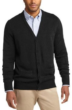Why Should Young Men Wear A Cardigan?