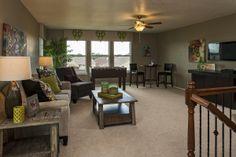 The Oaks at Cobblestone, a KB Home Community in San Antonio, TX (San Antonio/New Braunfels) - Like the color scheme