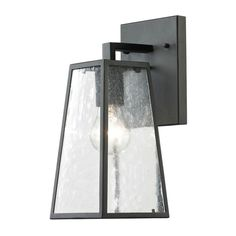 Buy the Elk Lighting Matte Black Direct. Shop for the Elk Lighting Matte Black Meditterano 1 Light Outdoor Wall Sconce and save. Outdoor Wall Mounted Lighting, Black Outdoor Wall Lights, Outdoor Wall Lamps, Elk Lighting, Outdoor Wall Sconce, Outdoor Walls, Wall Sconce Lighting, Outdoor Lighting, Wall Sconces