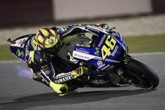Valentino Rossi had an epic tussle with Marc Marquez in Qatar 2014, reminiscent of 2013 but whereas he came out on top in 2013, it was the younger Marquez who prevailed this year.