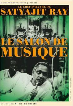 Le salon de musique, Satyajit Ray