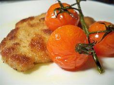 Pork Loin With Roasted Tomatos
