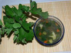 Zeleninová polévka s bolševníkem Ivana, Spinach, Smoothie, Survival, Vegetables, Food, Shake, Meal, Veggies