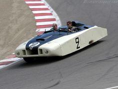 Le Monstre. Built by Briggs Cunningham for Le Mans 1950
