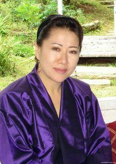 Queen Ashi Tshering Yangdon of Bhutan(mother of King Jigme Khesar Namgyel)